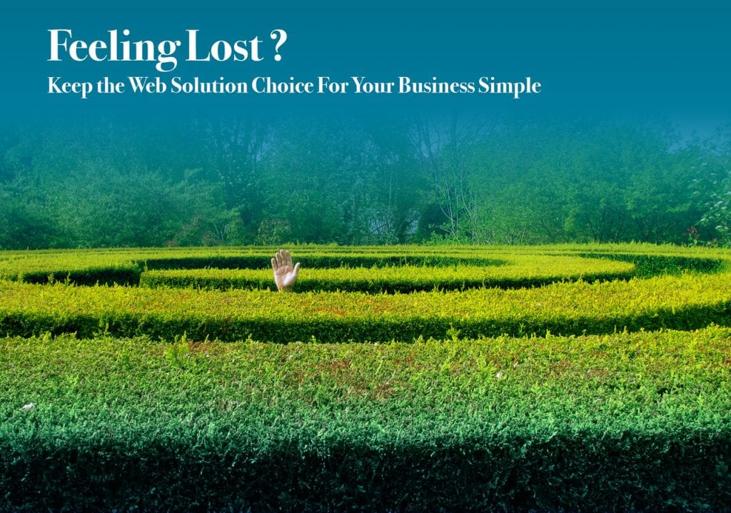 Choosing the Right Solution